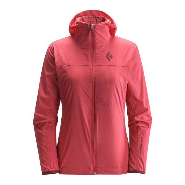 Black Diamond Alpine Start Hoody Women lightweight fast and light weather protection
