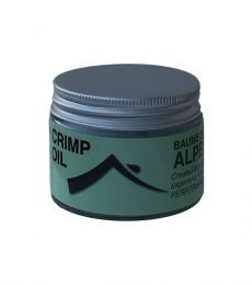 Crimp Oil Balm des Alpes, Crimp Oil, climbing skin care, climbing training, finger injuries teatment