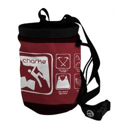 Nebraska Chalk Bag