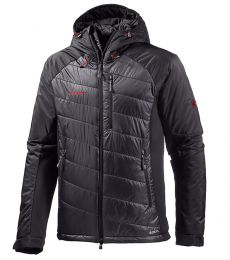 Mammut Pigot Jacket ES Men's windproof lightweight breathable pertex quantum primaloft silver