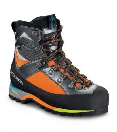 Scarpa Triolet GTX Mountaineering Boot three season breathable waterproof gore-tex vibram comfortable