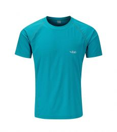 Rab Interval Tee Men polygiene quick drying wicking comfortable breathable running climbing hiking