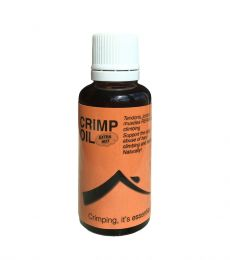 Crimp Oil Extra Hot 10ml, Crimp Oil, climbing skincare products, climbing injury treatment, finger injury treatment