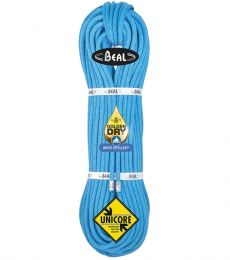 Beal Joker 9.1mm UNICORE Golden Dry  rock climbing mountaineering single half twin advanced ice