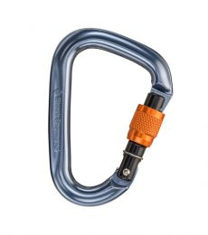 Black Diamond Mini Pearbiner Screwgate Carabiner rock climbing mountaineering