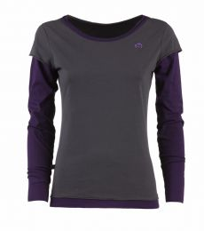 Fede Long Sleeve Tee Womens, climbing tee, long sleeved climbing t-shirt