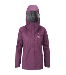 Rab Vidda Jacket Women's 2017 Berry waterproof jacket rock climbing mountaineering bouldering winter