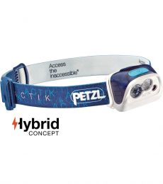 Petzl Actik Headtorch headlamp compact small rechargeable