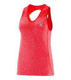 Elevate Seamless Tank Womens, running, trail running, sport, running top, exercise top