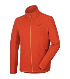 Fanes Polarlite Full-Zip Fleece 2017 Terracotta mid layer rock climbing mountaineering
