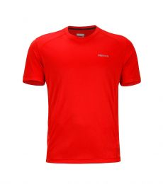 Marmot Windridge SS Tee quick drying UPF performance breathable baselayer t shirt climbing mountaineering hiking