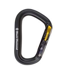 Black Diamond Vaporlock Magentron Carabiner rock climbing mountaineering alpine protection