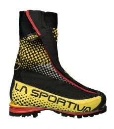 La Sportiva G5 waterproof durable comfortable warm carbon mountaineering boot alpine working outdoors